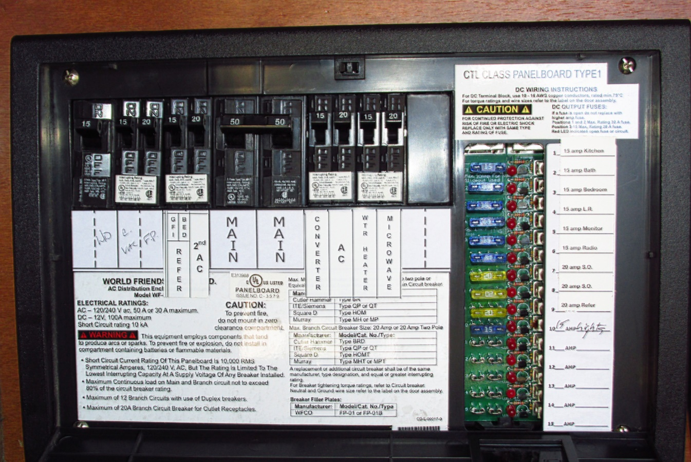 50 Amp Rv Wiring Diagram Main Panel Library Breaker Box View Click Image For Larger Version Name 255uvz7 Views 55 Size 4940 Electrical
