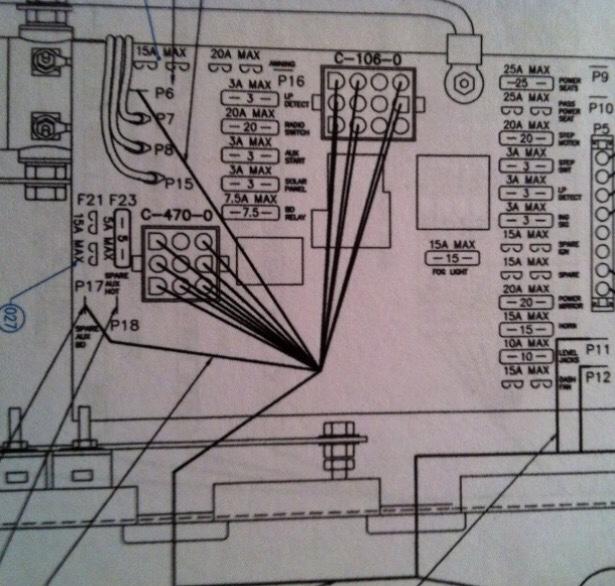 33 Bounder Motorhome Wiring Diagram