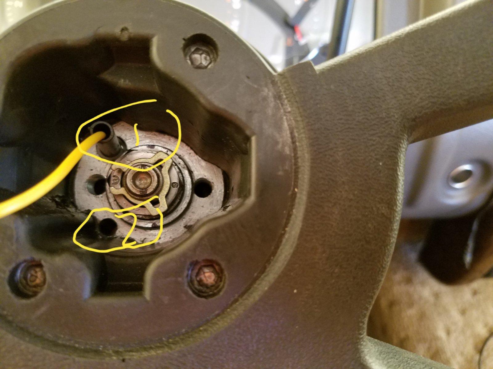 A P32 Horn Problem - iRV2 Forums