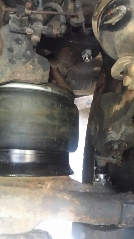 The dreaded Spartan IFS ball joints     - Page 3 - iRV2 Forums