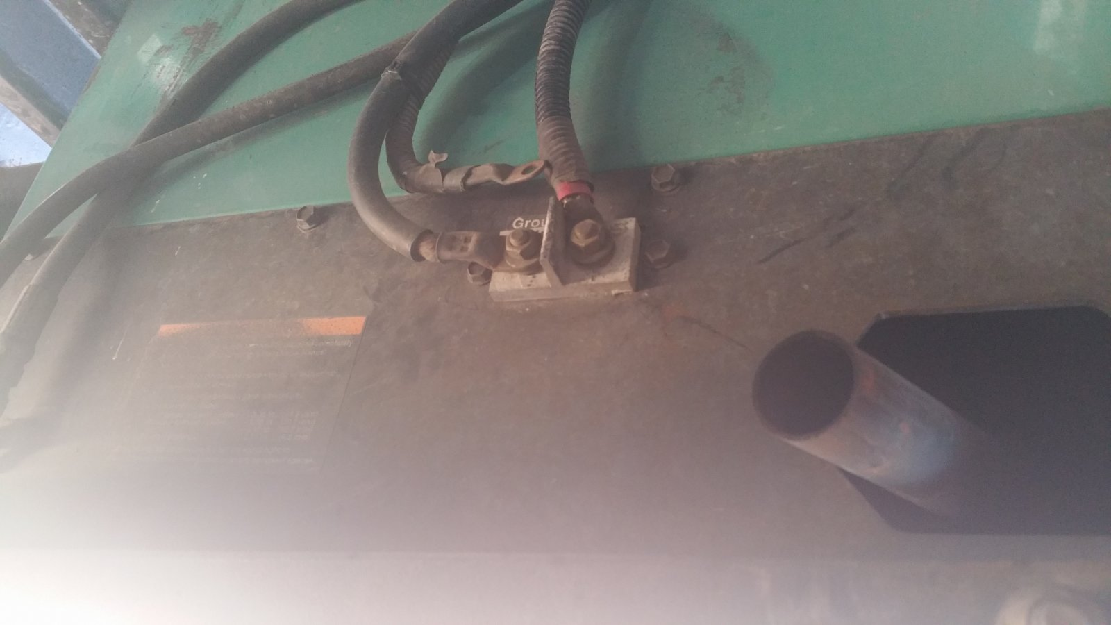 Replacing Onan generator exhaust pipe? - iRV2 Forums