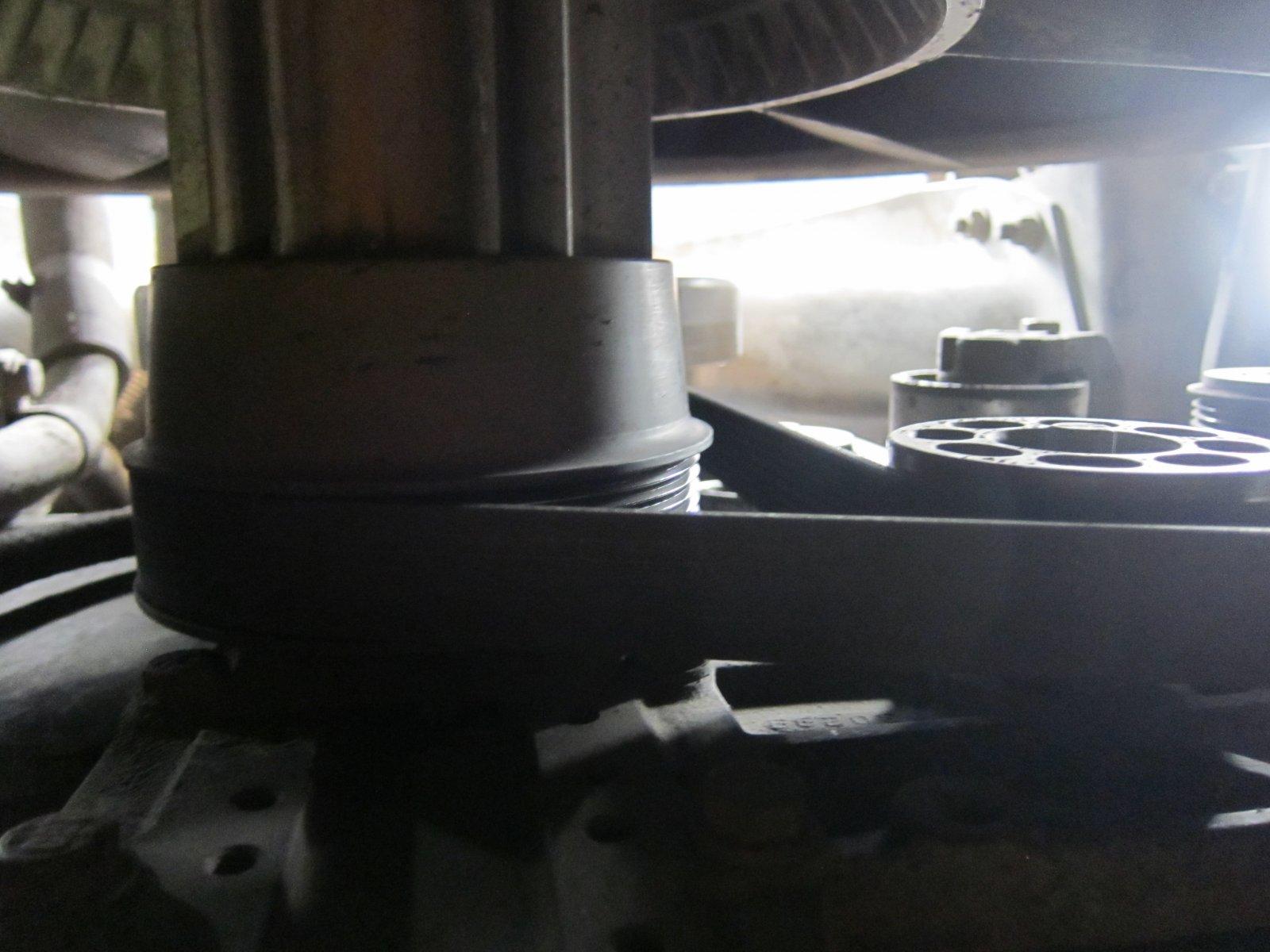Serpentine belt replacement - iRV2 Forums