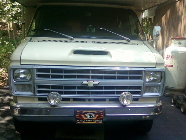 85 coachman small block chevy - iRV2 Forums