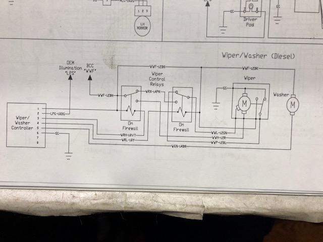 Motorhome Wiring Diagram Tiffin 1999