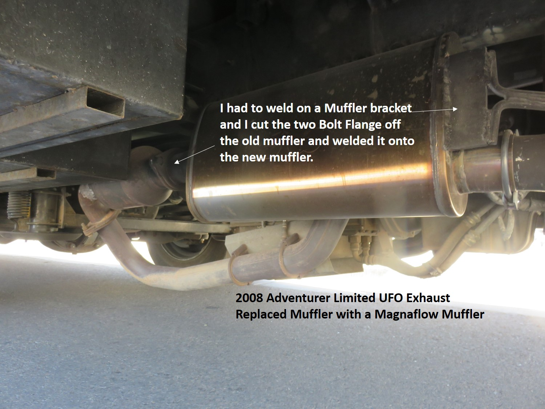 Repairingreplacing A Muffler Time Sensitive Today 51118 Irv2