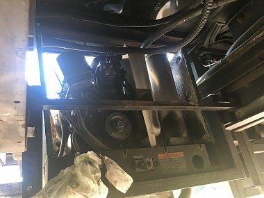 Onan 7500 belt replacement - iRV2 Forums