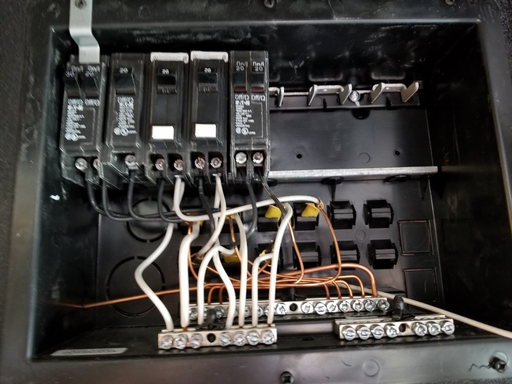 No 12 Volt Power To Basement Freezer Page 5 Irv2 Forums Breaker Tripping Click Image For Larger Version Name 2018 06 01 115225