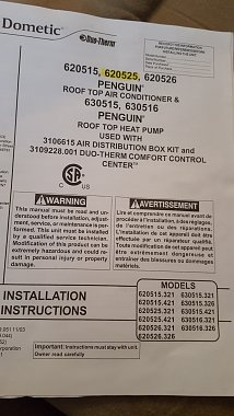 Dip Switch on Dometic AC/Heat Pump - iRV2 Forums