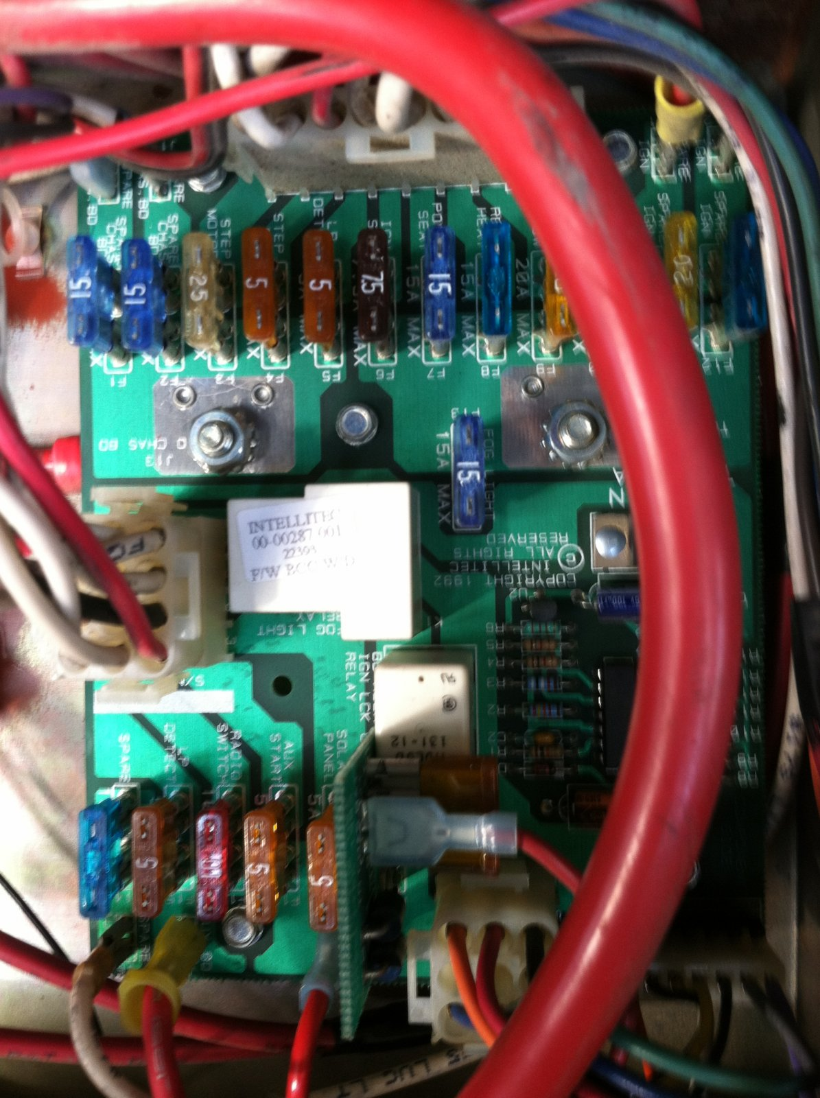1999 fleetwood bounder wiring diagram wiring diagram and schematic i have a 1999 e450 chis on an rv wiring diagram fuse box