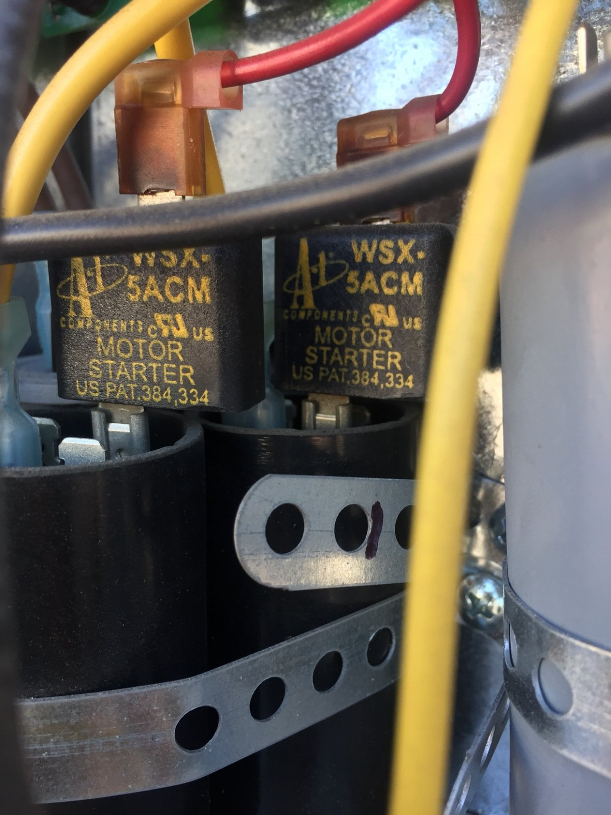 Coleman Mach Bat Air Unit Capacitor Repair - iRV2 Forums on coleman thermostat diagram, coleman eb15b electric furnace diagram, coleman manufactured home furnace wiring, coleman mobile home furnace schematics, coleman mobile home furnace diagram, coleman gas furnace diagram,