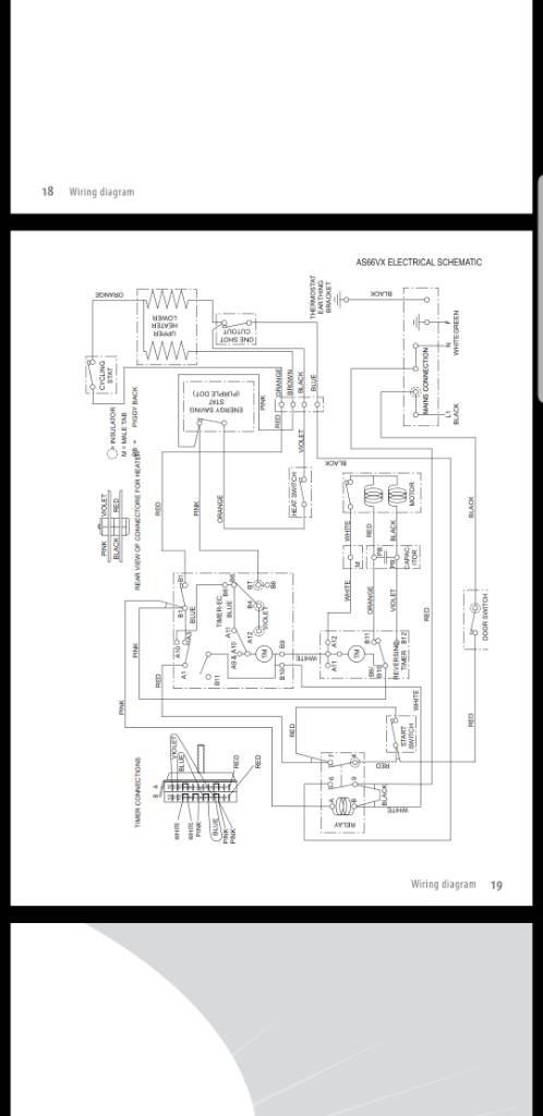 Splendide Dryer Wiring - iRV2 Forums | Splendide Wiring Diagram |  | iRV2 Forums
