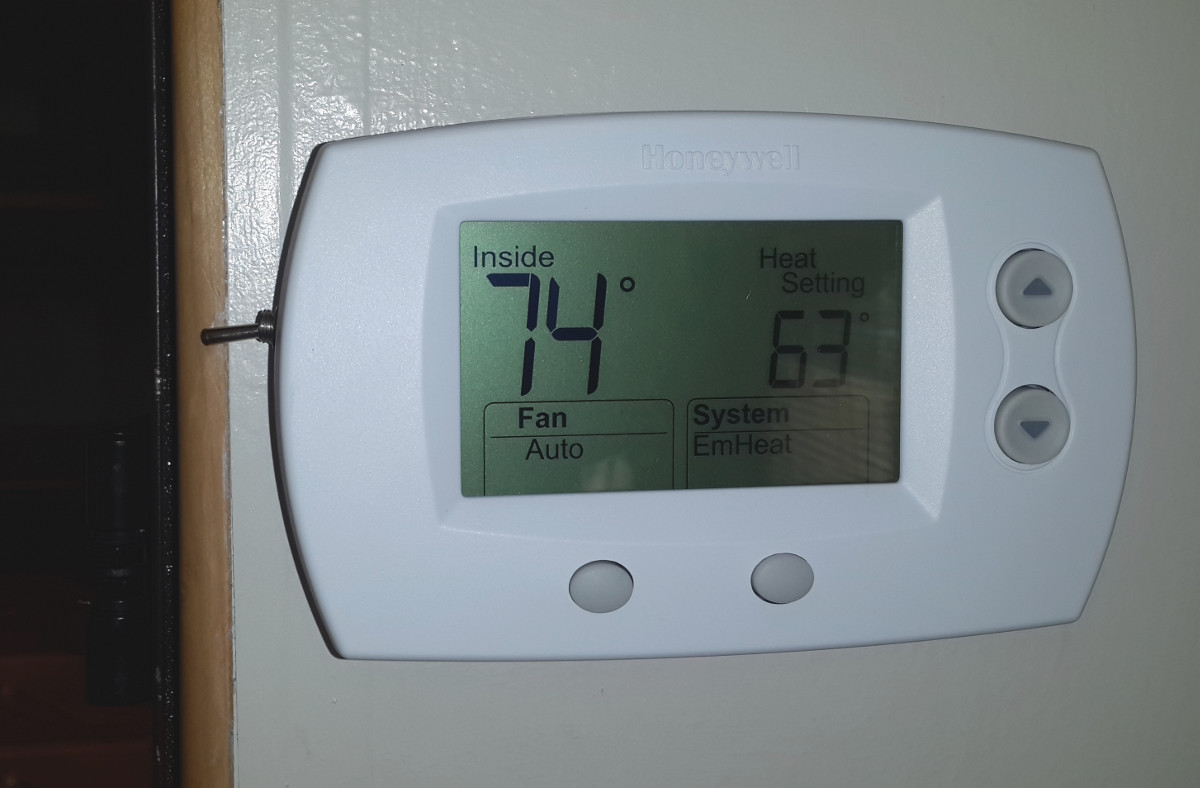Dometic Thermostat Replacement - iRV2 Forums
