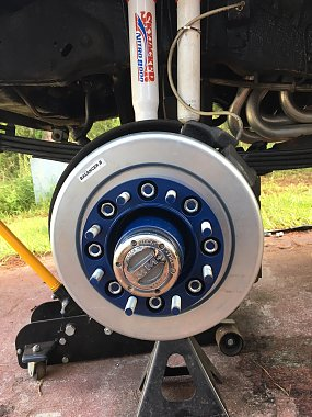Click image for larger version  Name:Ford frt wheel spacer with Balancer.jpg Views:31 Size:334.7 KB ID:230243