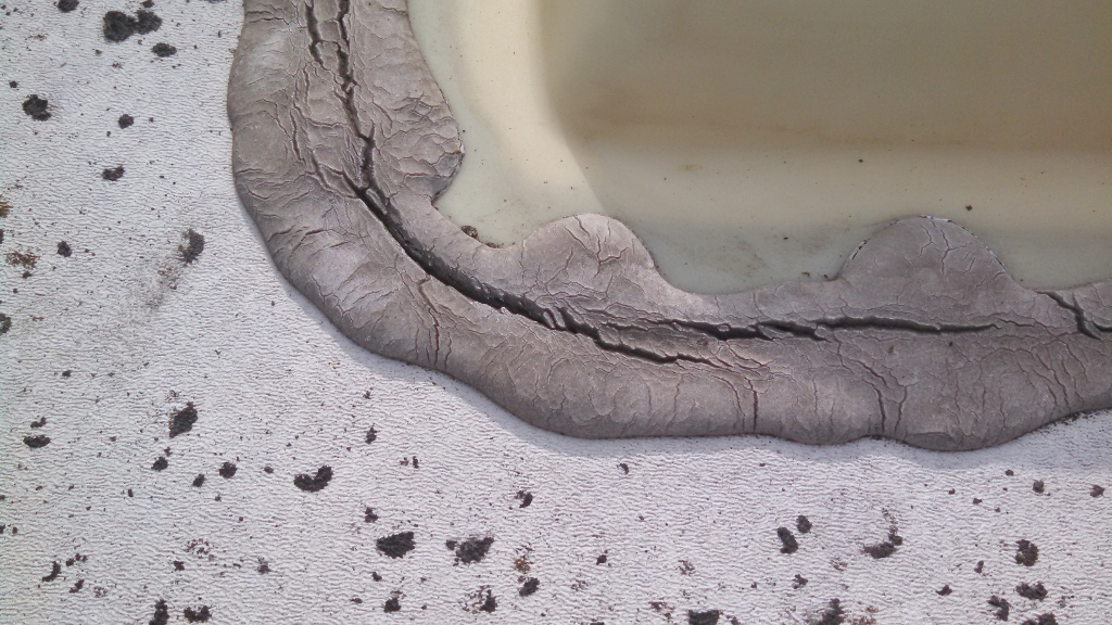 EternaBond vs Dicor Lap Sealant Repair on Rubber Roof - iRV2