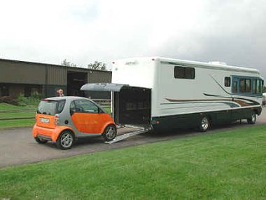 Class a toyhaulers page 3 irv2 forums for Class a rv with garage