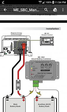 Magnum Combiner Burning Electric Latches - iRV2 Forums on