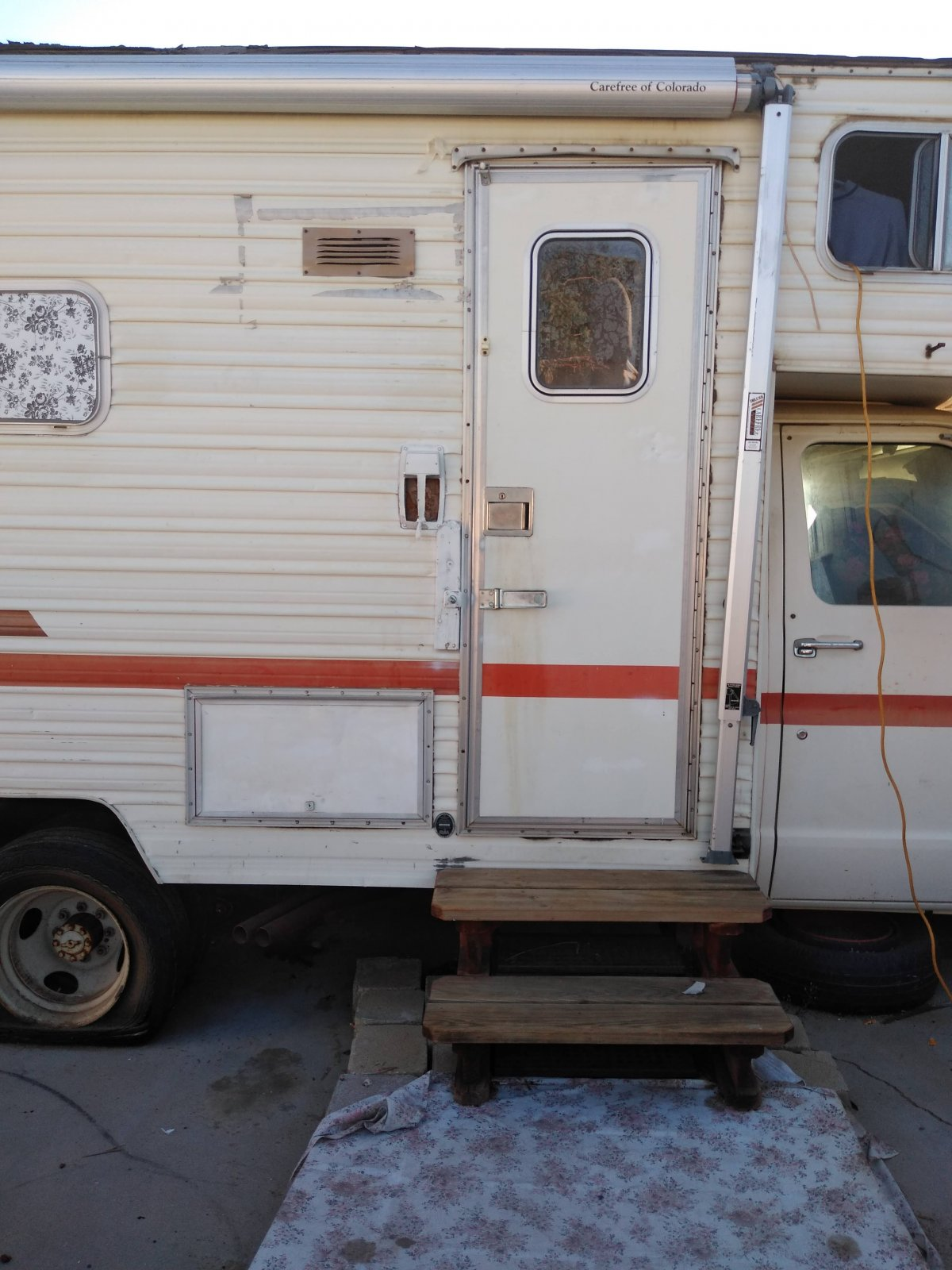 Help with 1979 motorhome! - iRV2 Forums