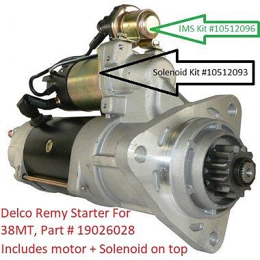Click image for larger version  Name:Delco Starter #19026028 (Freightliner ISC Motors & Peterbuilt) 2.jpg Views:4 Size:78.2 KB ID:272367