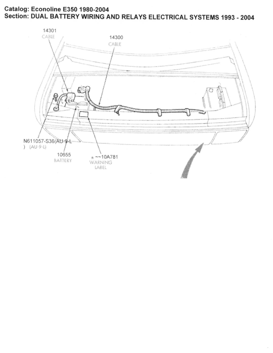 Location Of The Aux Battery Charge Relay Irv2 Forums Ford Think Wiring Diagram Views 2595 Size Click Image For Larger Version Name Bat 3 965