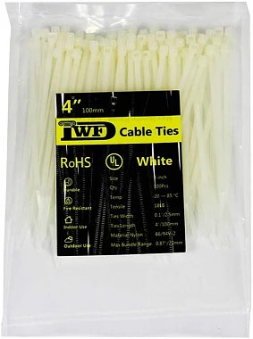 Click image for larger version  Name:White Cable Ties-4 Inch.jpg Views:10 Size:36.6 KB ID:309150