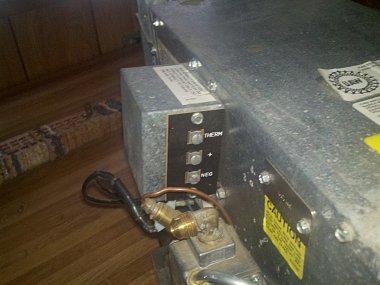 central boiler hook up