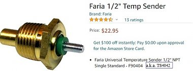 Click image for larger version  Name:Faria Temp Sender F90404.jpg Views:11 Size:43.7 KB ID:332791