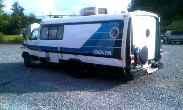 Click image for larger version  Name:Delta Drivers side rear to front.jpg Views:500 Size:39.3 KB ID:36487