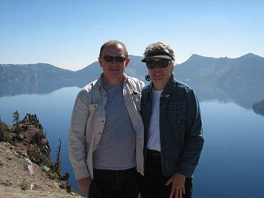 Click image for larger version  Name:2012 09 26 Eric Ginny La Juene at Crater Lake Oregon.jpg Views:50 Size:184.9 KB ID:37218
