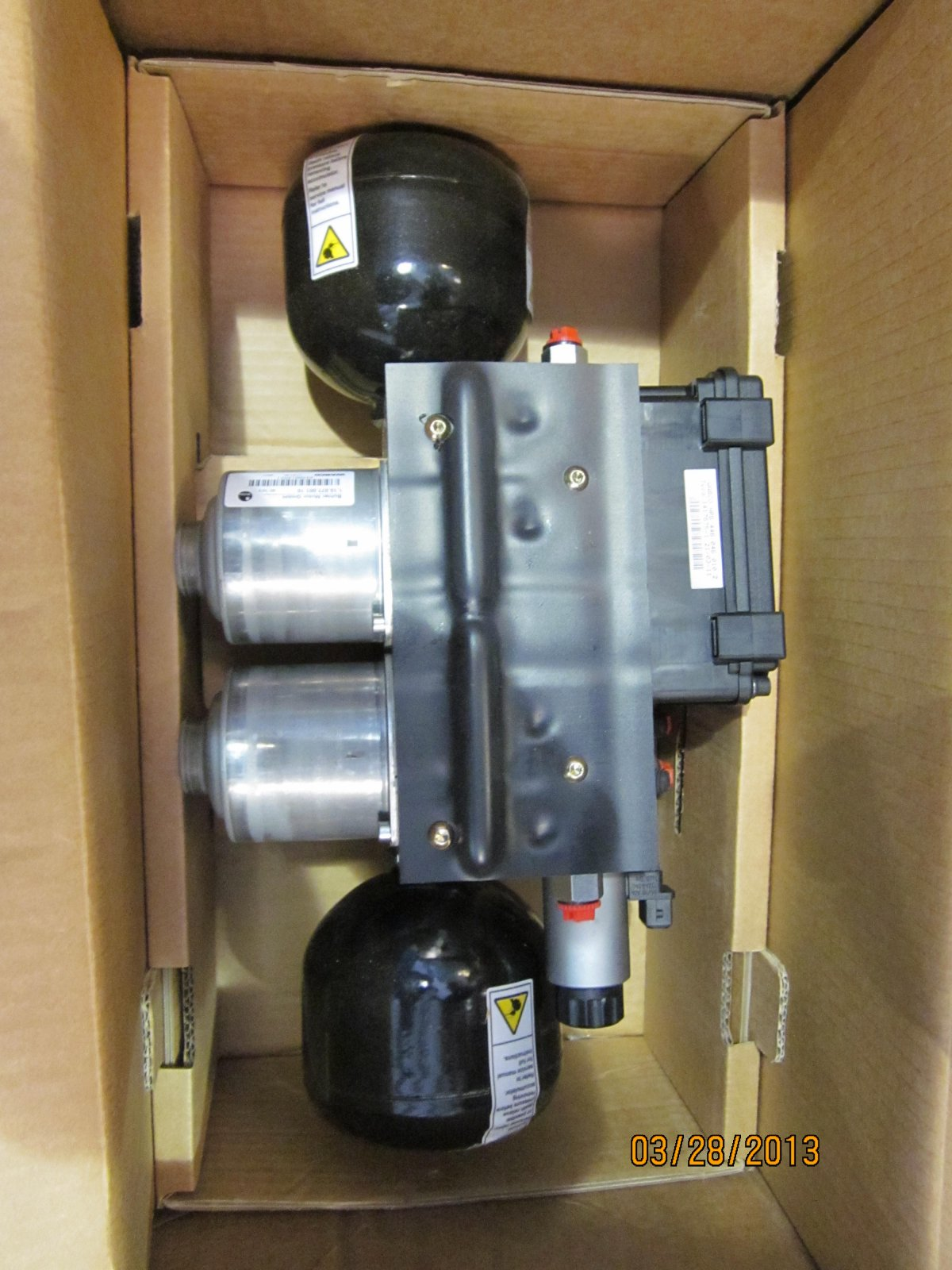 UFO Chassis Brake System Failure - iRV2 Forums