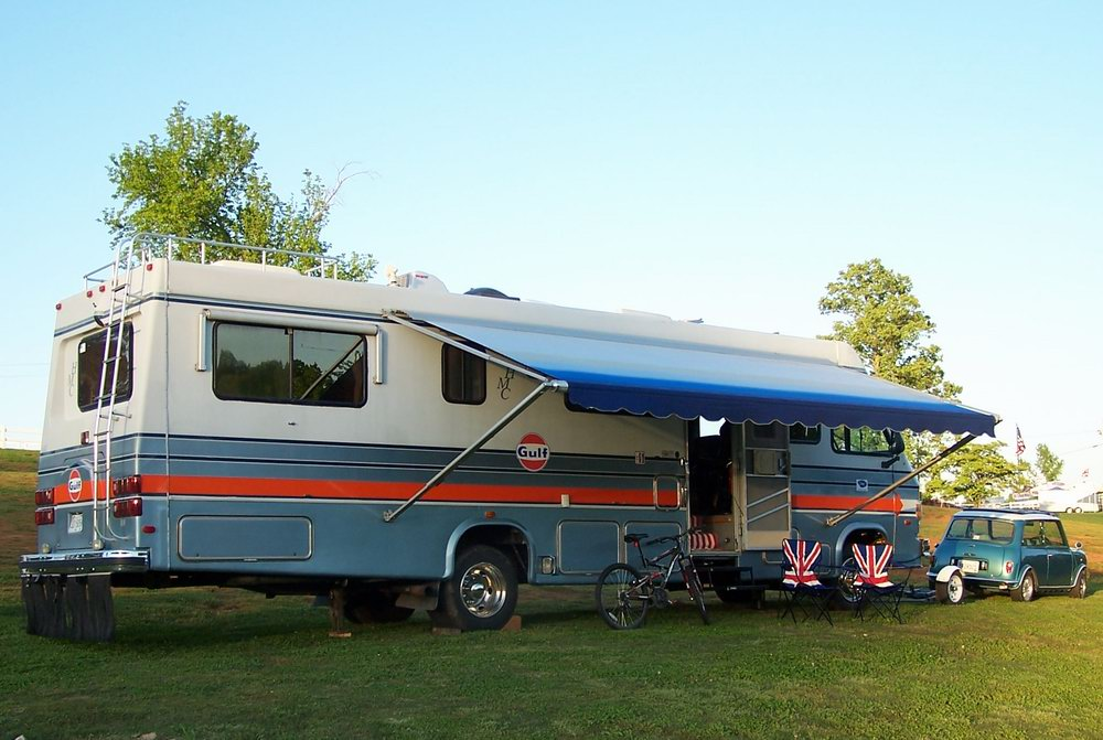 Paint or Vinyl Wrap Old RV - iRV2 Forums