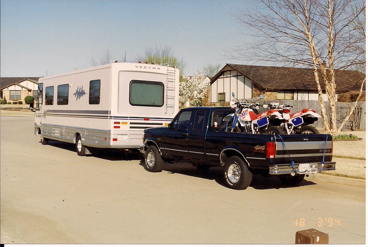 Towing with a 460 - iRV2 Forums