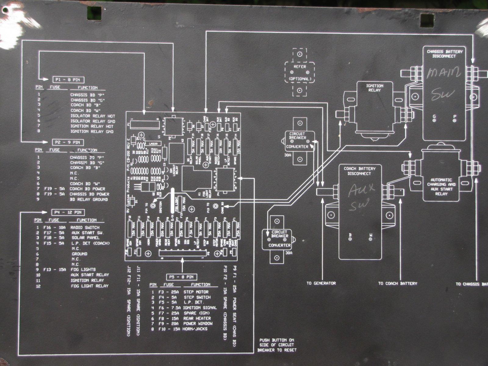 Skyteam Ace Wiring Diagram Will Be A Thing Simple Circuit Battery Electrical Diagrams Two Thor 2 28 Images Residential