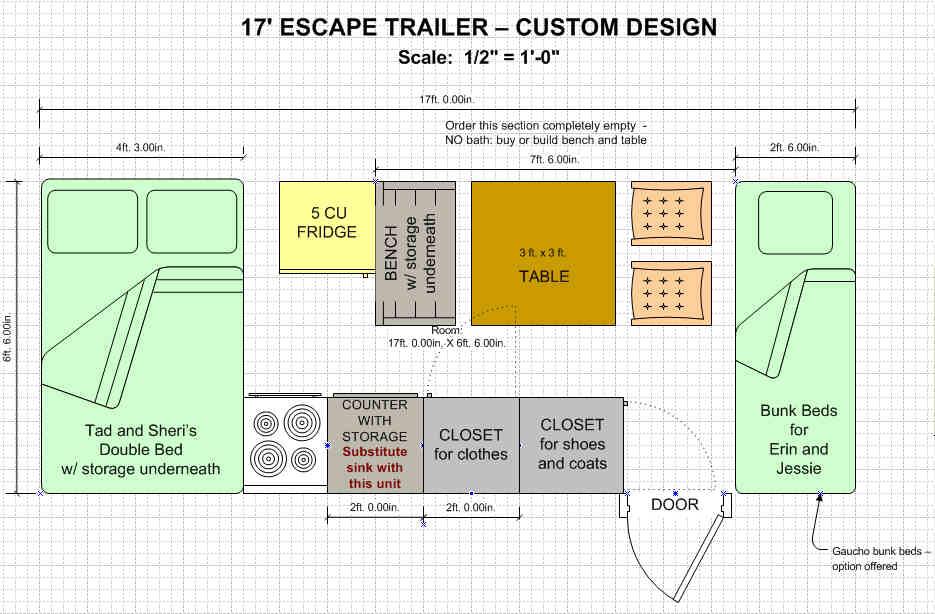 Click image for larger version  Name:Alternative Camper Design 17-Foot Escape.jpg Views:196 Size:74.1 KB ID:4765