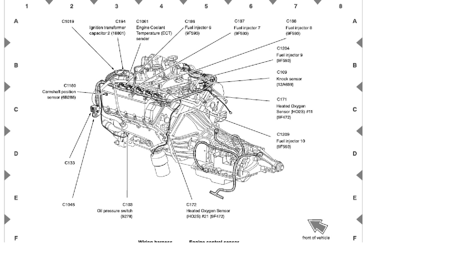 International Dt466 Engine Oil Diagram Free Wiring For You Starter Wire Maxxforce Dt And Manual 1987