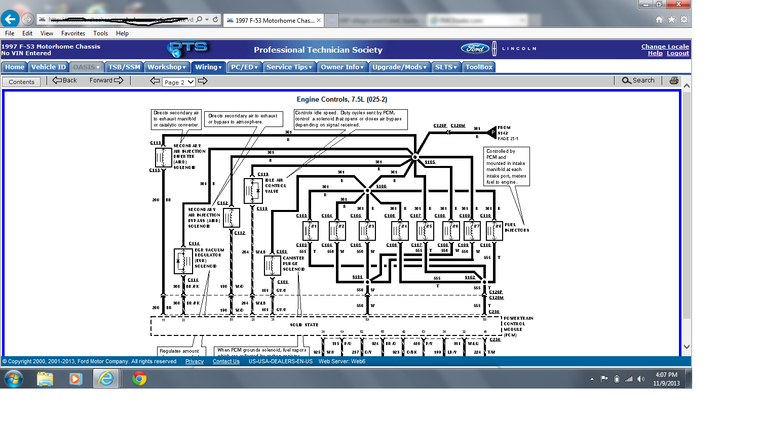 Fleetwood Discovery Motorhome Wiring Diagram Safari