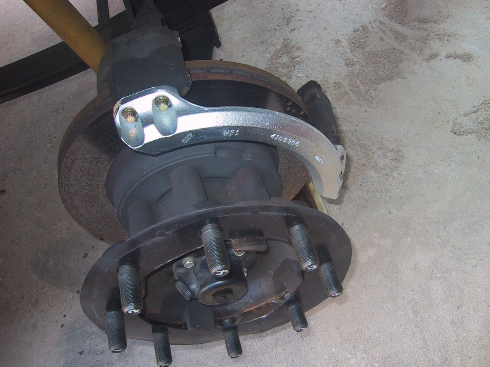 How To PERMANENTLY fix your W20-W22 Brakes - iRV2 Forums