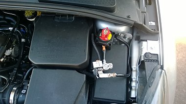 2014 ford focus battery disconnect page 2 irv2 forums. Black Bedroom Furniture Sets. Home Design Ideas