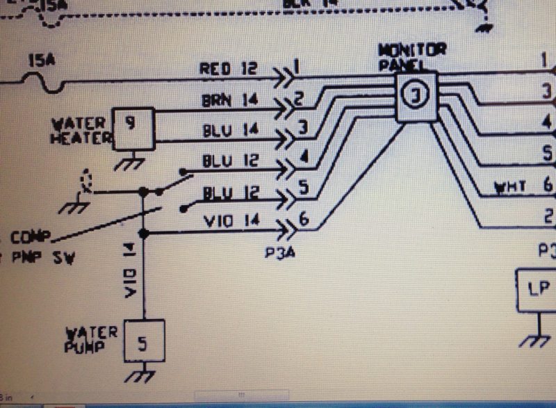 landau georgie boy wiring diagram georgie boy schematics