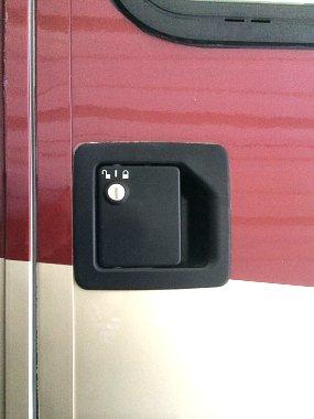 New Bauer Em Electric Rv Door Lock For Motorhomes Irv2