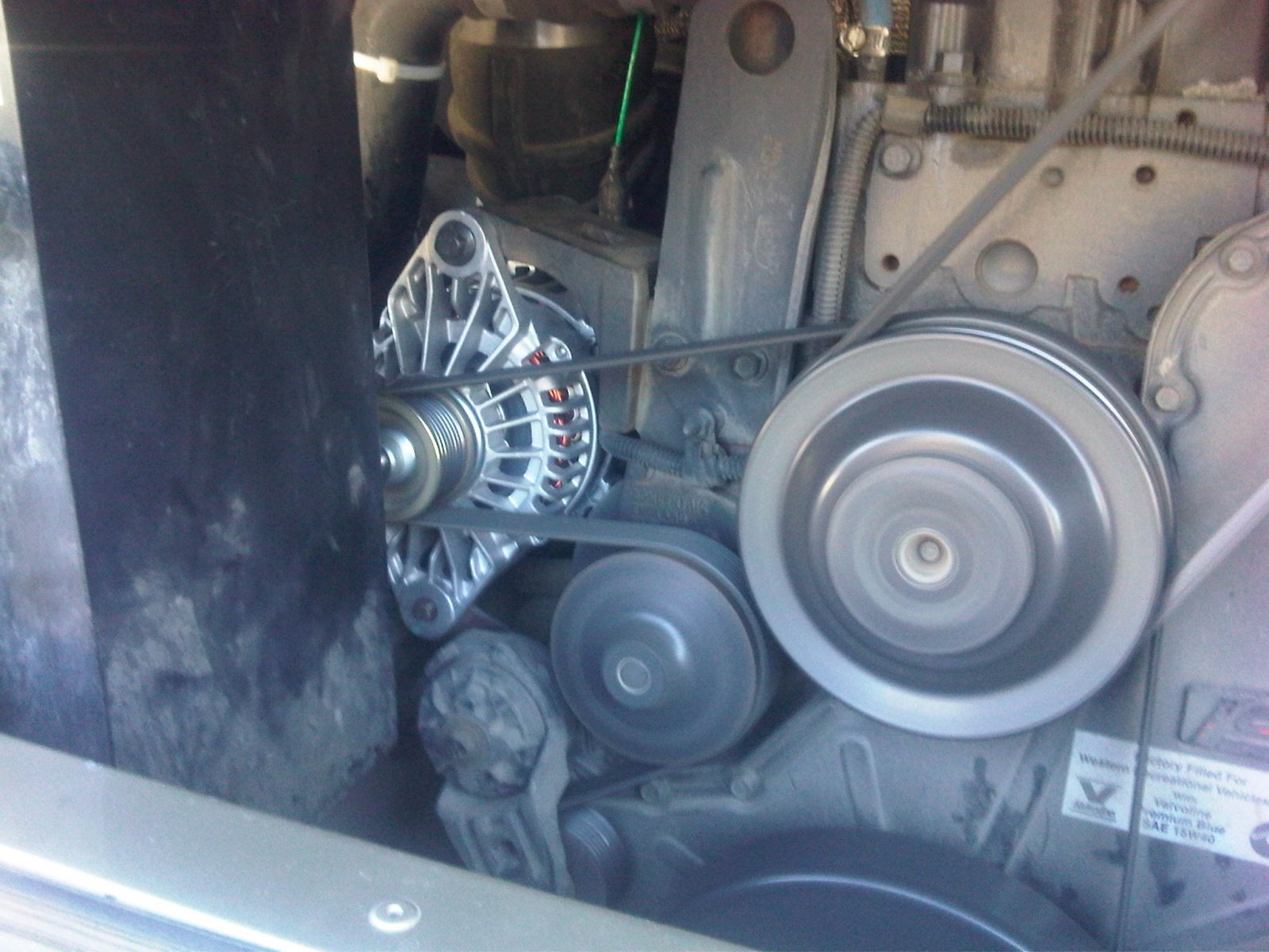 Click image for larger version  Name:9. New DR Alternator final assembly and running.jpg Views:269 Size:274.2 KB ID:6198