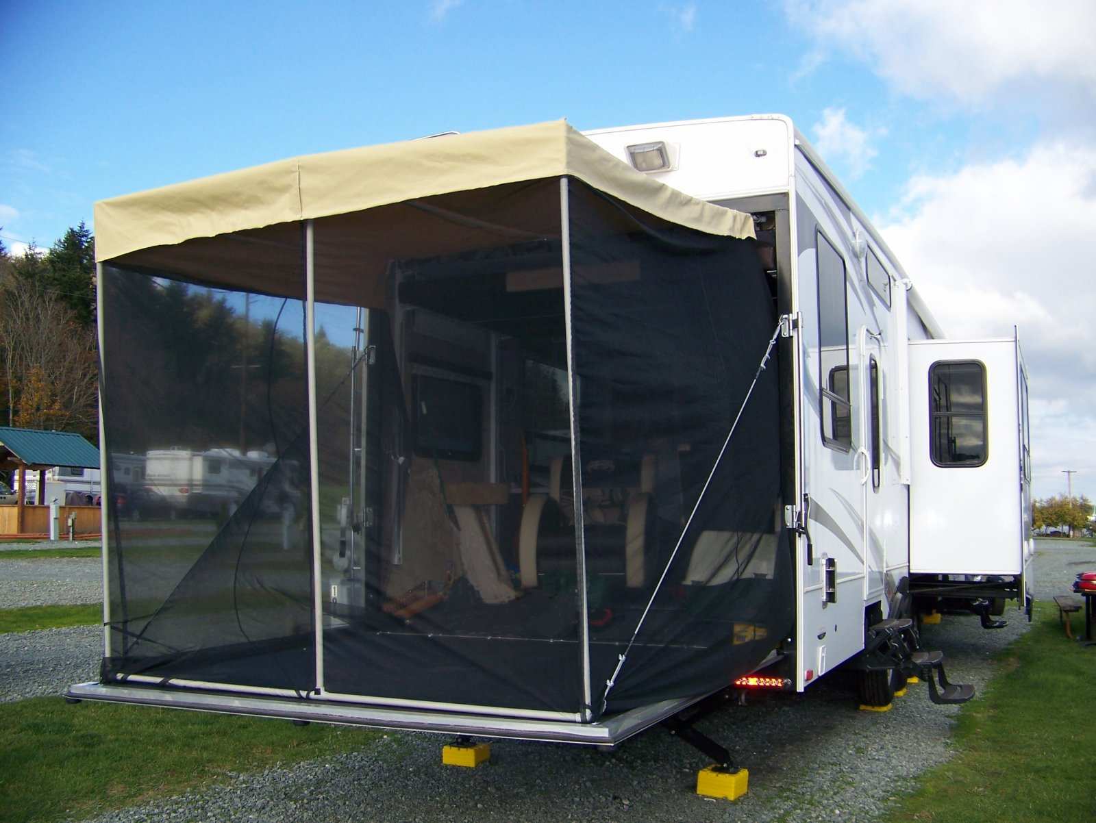 Rv Ramp Screened In Porch Photos Irv2 Forums