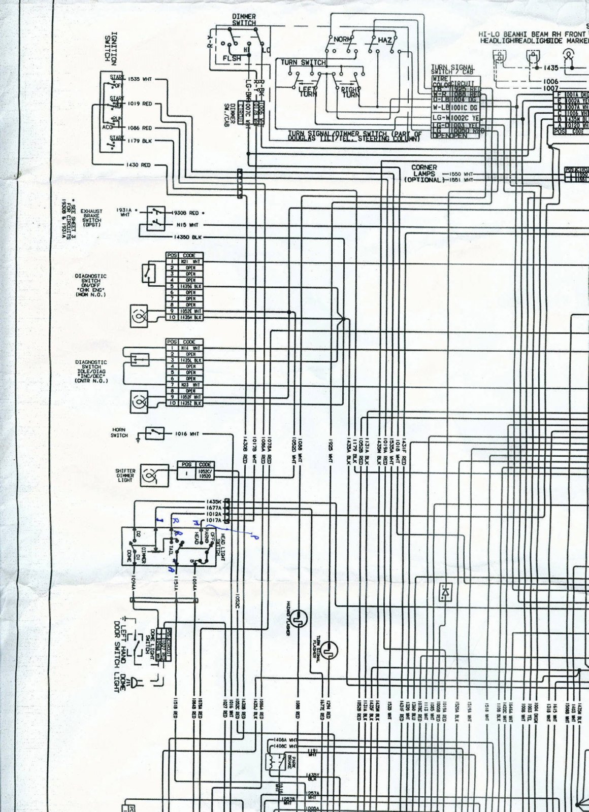 Fleetwood Jamboree Motorhome Wiring Diagram 1996 1994 Coleman Southwind Rv And Bounder Electrical