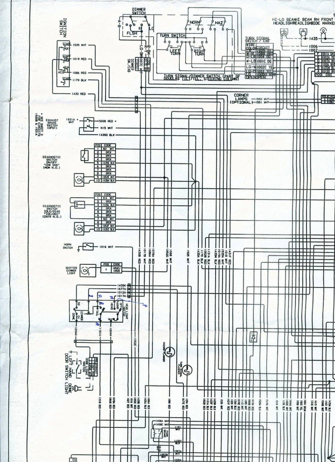fleetwood bounder rv wiring diagrams
