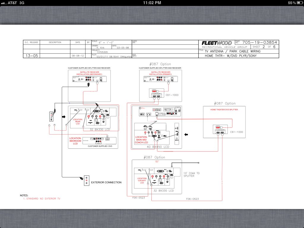 Discovery Motorhome Wiring Schematics 2008 Gmc Diagram Fleetwood Battery Free Schematic Rv