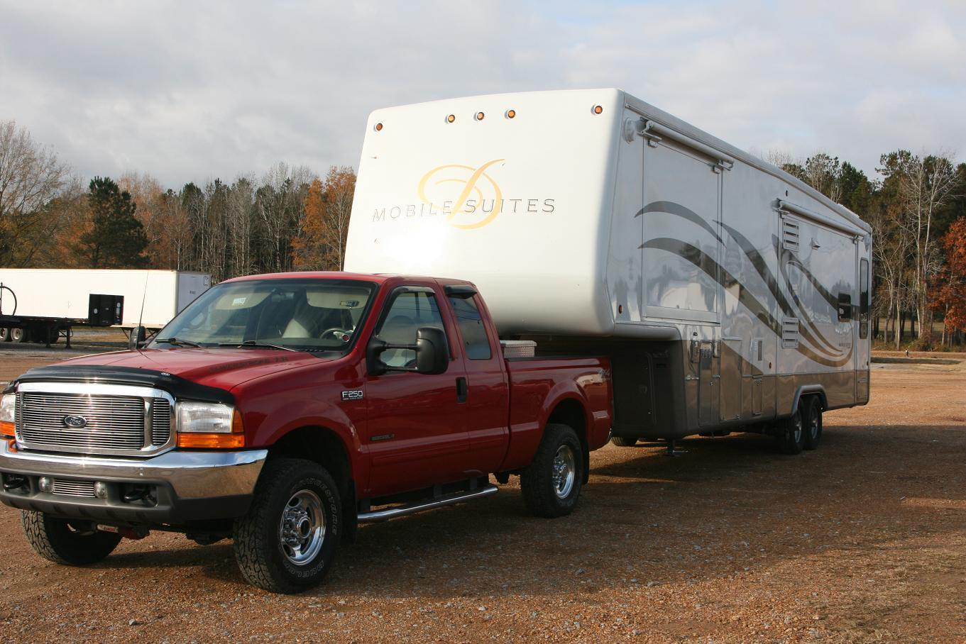 5th Wheel That You Tow With A F250 Diesel Irv2 Forums 2012 Ford Fifth Trailer Plug Click Image For Larger Version Name Thanksgivng 2008 079a Views 2856 Size