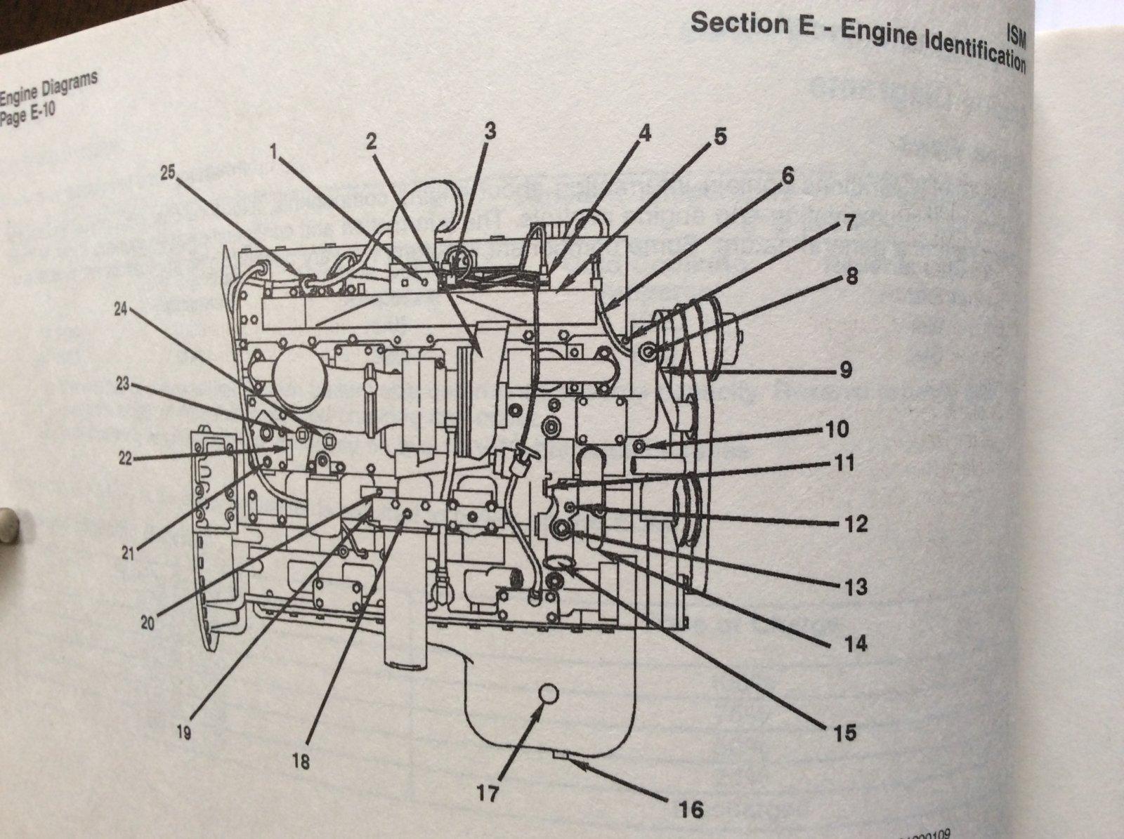 m11 engine diagram