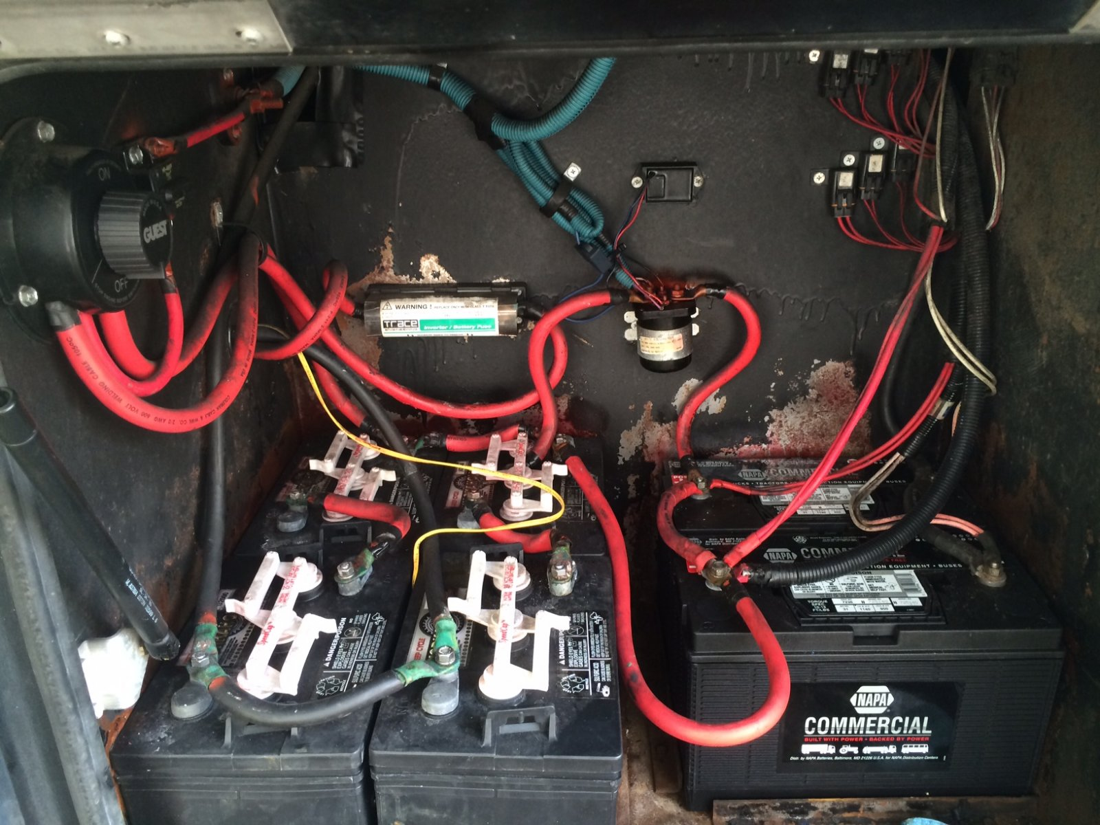 2000 Monaco Diplomat Battery Wiring Question Irv2 Forums House Click Image For Larger Version Name Photo 7 Views 382