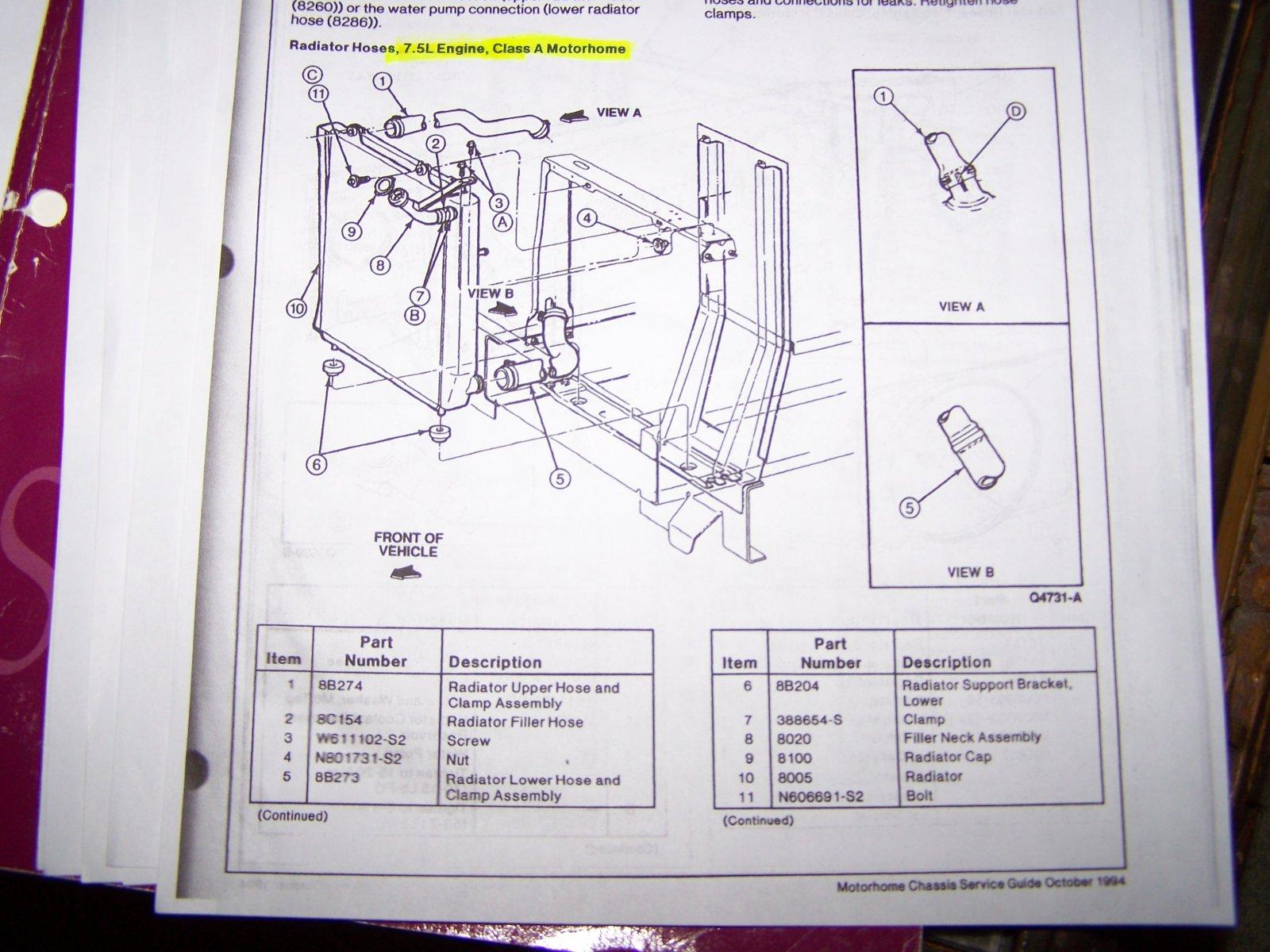97 Ford F53 V8 460 Upper Lower Radiator Hoses Irv2 Forums 1997 Engine Diagram Click Image For Larger Version Name 100 2719 Views 2274 Size 2602