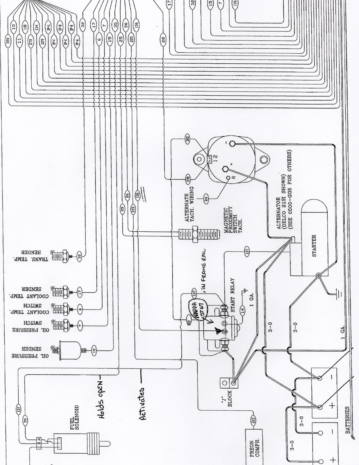 fleetwood motorhome battery wiring diagram fleetwood wiring 1988 southwind motorhome battery wiring diagram 1988 auto wiring