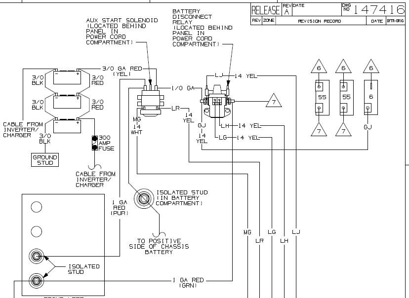 rv battery isolator wiring diagram wiring diagram rv battery isolator wiring diagram auto schematic